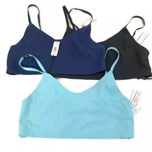 NEW NWT Lot Of 3 Victoria's Secret Small Bralettes